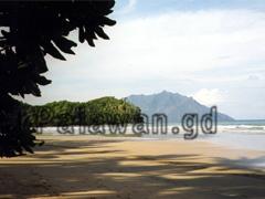Beach Sabang, Palawan