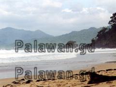 Wellen in Sabang